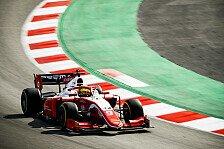 Formel-2-Testfahrten: Mick Schumacher von Technik gestoppt