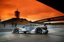 DTM-Test Jerez: So lief der 1. Tag für den Aston Martin Vantage
