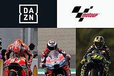 MotoGP auf DAZN: Gajewski und Paubandt springen für Mielke ein