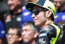 MotoGP - Valentino Rossi: 7 bis 8 Fahrer mit Podiumschancen