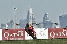 MotoGP Katar 2019: Lorenzo stürzt heftig im FP3, Rossi in Q1