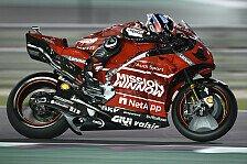 MotoGP Katar 2019: Danilo Petrucci holt Bestzeit in FP4