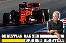 Danners Formel-1-Saisonvorschau: Ferrari und Vettel WM-Favorit