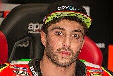 MotoGP - Andrea Iannone: Kein Jerez-Start nach Trainings-Crash