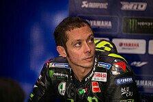 MotoGP - Valentino Rossi: Update verbraucht, Probleme ungelöst