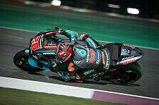 Fabio Quartararo zeigt groß auf: MotoGP-Debüt mit P5 in Katar