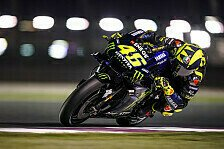 MotoGP - Rossi warnt nach P5: Wird nicht überall funktionieren