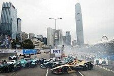Formel E - Video: Formel E Hongkong 2019: Video-Highlights und Zusammenfassung
