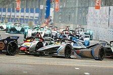 Formel-E-Regeln: Mehr Power - weniger Vollgas-Rennen 2019/20