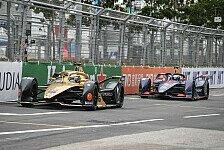 Formel E 2019: Live-Stream und Zeitplan zum Sanya ePrix