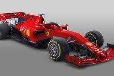 Formel 1 - Kein Mission Winnow: Ferraris Australien-Design