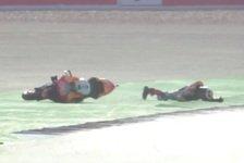 MotoGP - Jorge Lorenzo: Rippeneinriss, ein Monat Heilungszeit