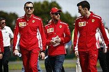 Formel 1 Live-Ticker Australien: Der Donnerstag in Melbourne