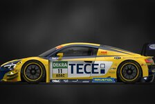 EFP Car Collection by TECE mit zwei Audi R8 LMS am Start