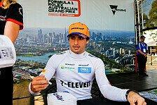 Formel 1 Australien - Wie Ferrari: McLaren streicht BAT-Logo