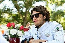 Formel-1-Rookies 2019 vorgestellt: Antonio Giovinazzi