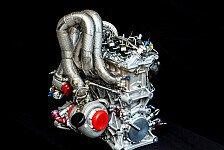 DTM 2019: Audis Turbo-Motor von allen Seiten