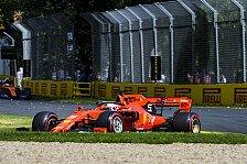 Formel 1 Trainingsanalyse Australien 2019: Was macht Ferrari?