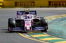 Formel 1, Australien: Racing Point in der Update-Sackgasse?