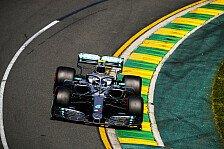 F1,Trotz Australien-Dominanz: Mercedes traut dem Ergebnis nicht