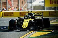 Formel 1, Renault von Trainings überrascht: Besser als Ferrari?
