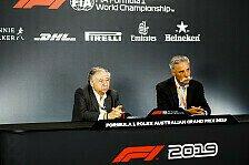 Formel-1-Regeln 2021: Präsentation für Teams noch im März
