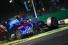 Formel 1 Australien - So lief der erste Tag der Rookies