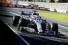 Formel 1 Technik-Regeln 2019: So funktionieren neue Flügel & Co