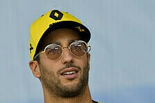 Formel 1, Renault-Boss fordert: Ricciardo braucht dickeres Fell