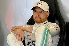 Formel 1, Bottas steht zu Funkspruch: Beste Grüße an die Hater