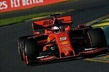 Formel 1: Ferrari streicht Titelsponsor erneut - gleich doppelt