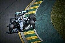 F1 2019 Melbourne, Qualifikation kompakt beim Australien GP