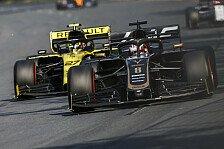 Formel 1, Grosjean vor Cockpit-Duell mit Hülk: Habe Optionen