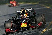 Formel 1, Red Bull feiert: Honda-Podium statt Ferrari-Prügel