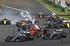 Formel 1 Australien: Der Sonntag in der Ticker-Nachlese