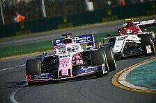 Formel 1 Regeln 2019: Überholen jetzt leichter? Fahrer-Klartext
