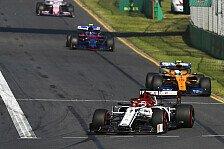 Formel 1 - Kimi Räikkönen: So hoch hinaus kann Alfa es schaffen