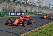 Formel 1 Australien 2019: Warum war Ferrari so langsam?