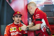 Formel 1, Leclerc gibt Teamplayer: Kein Frust wegen Australien