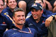 Formel 1 - Wie geht es mit Coulthard 2006 weiter?