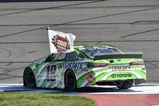 NASCAR: Kyle Busch holt in Fontana seinen 200. NASCAR-Sieg