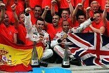 Formel 1 - Alonso und der Traum vom Team mit Hamilton