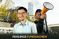 Formel 1 - Fehlings Fundsachen: Tell the world, F1 is back!