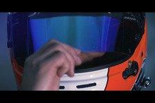 Formel E - Video: Formel E: Jaguar-Fahrer Piquet und Evans vor der Sanya-Premiere