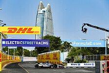 Formel E: Rowland holt Sanya-Pole, Abt Vierter