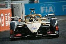 Formel E Rom: Lotterer auf Pole - Ärger bei den Favoriten