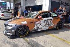 Schubert Motorsport erobert mit dem BMW M2 die Nordschleife