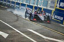 Formel E - Video: Formel E Sanya 2019: Trainings-Highlights Zusammenfassung