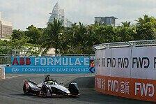 Formel E - Video: Formel E Sanya 2019: Qualifying-Highlights Zusammenfassung