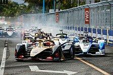 Formel E(ng): Warum können so viele Fahrer gewinnen?